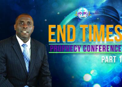 End Times Prophecy (Part 1)